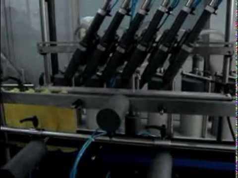 Domestos Yoğun Ürün Dolum Makinası