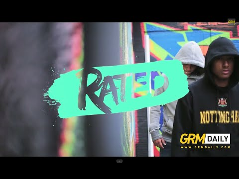 NEW CAMP CYPHER | #RATED | CITY 2 CITY NOTTINGHAM @GRMDAILY