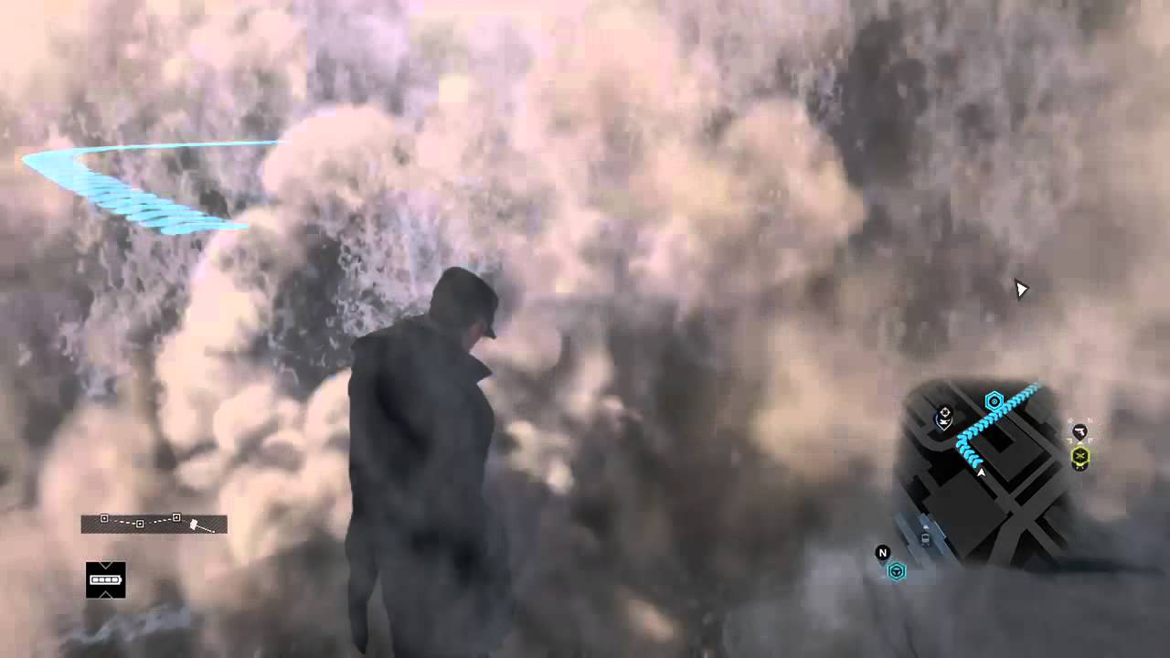 [Watch_Dogs] Random Water and Random Smoke