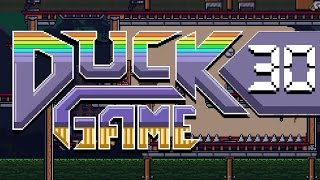 Duck Game w/ PokeaimMD, Gator & steve NOTHING BUT DONATIONS by PokeaimMD