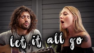Let It All Go - RHODES & Birdy [Cover] by Julien Mueller & Julie Fournier