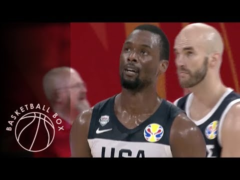 [FIBA World Cup 2019] USA vs Greece, Group Phase Round 2 Full Game Highlights, September 7, 2019