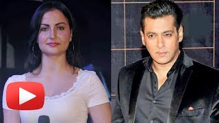 Will Salman Khan Cast Elli Avram In His Next Film ? Bigg Boss 7