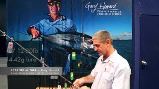 Gary Howard Aussie Natives Surf Cast Pro 9', 10' & 11' Beach Rods