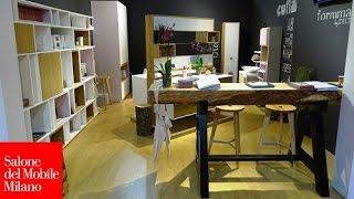 Standul Formmat by Delta Studio la Salone del Mobile Milano 2016