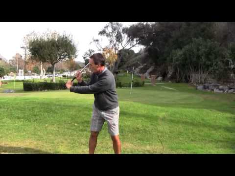 Golf Lessons San Diego – Mike Wydra –  Obtain and Retain the Angle