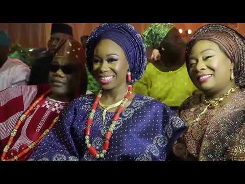 Ovation Platinum  Wedding Between Ifedolapo Atinmore And Oreoluwa Kolawole In Lagos