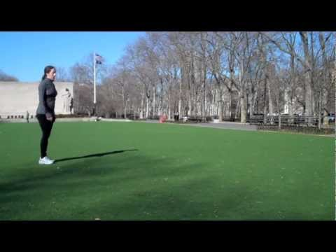Dynamic Warm Up Exercise for Runners