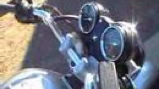 4. My honda 919, cb900f  2004