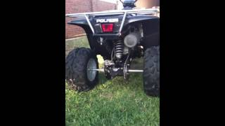 9. 2005 330 Polaris Trailboss review