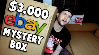 Video OPENING $3,000 EBAY MYSTERY BOX MP3, 3GP, MP4, WEBM, AVI, FLV November 2018