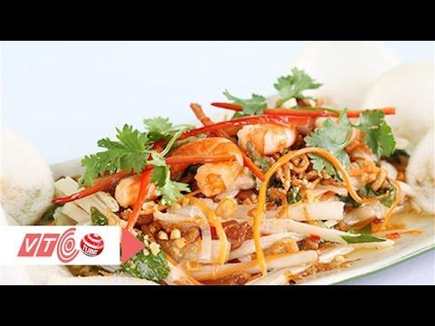 Quán Ốc Minh Hương Quận 11: Gỏi ngó sen tôm thịt: Ngon đến miếng cuối cùng