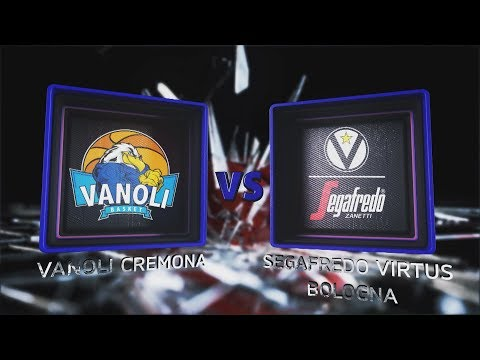 Virtus, gli highlights del match contro Cremona