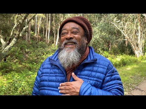 Mooji Video: A Morning with Mooji in the Forest
