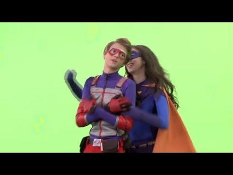 [HD] Danger & Thunder | Behind the Scenes w/ Kira Kosarin & Jack Griffo | Henry Danger/ Thundermans