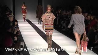 Vivienne Westwood. London Fashion Week. Otoño / Invierno 2015-2016