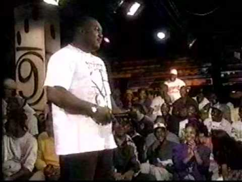 Yo Mama Battle with Faizon Love and Hamburger Jones(Uptown Comedy Club)