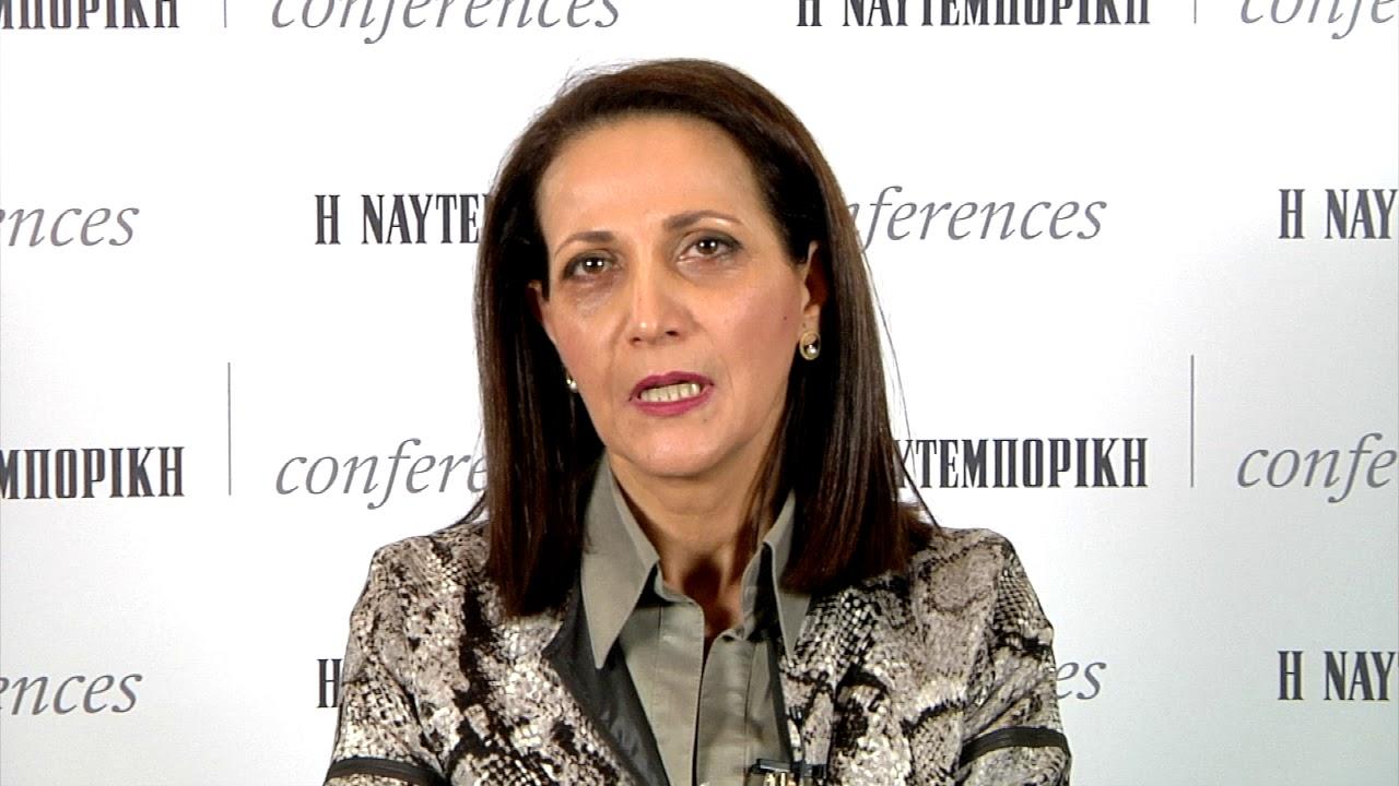 Μαρίκα Λάμπρου, Managing Director, Β. ΚΑΥΚΑΣ ΑΕ