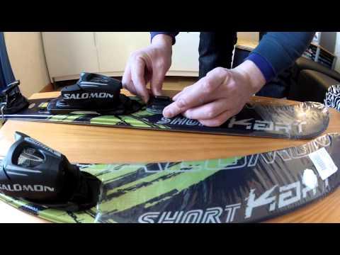 comment monter ses fixations de ski