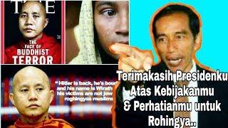 Video Ini kata Jokowi atas Myanmar yang menindas kaum Rohingya MP3, 3GP, MP4, WEBM, AVI, FLV Oktober 2017