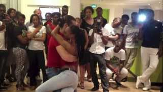 Kizomba Isabelle and Felicien, Paris (France) *Destino - Johnny Ramos*