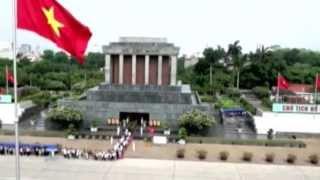 Lễ viếng Chủ tịch Hồ Chí Minh cấp Nhà nước ngày Quốc khánh mùng 2/9/2013