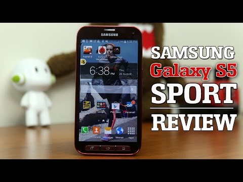 Samsung Galaxy S5 Sport Review