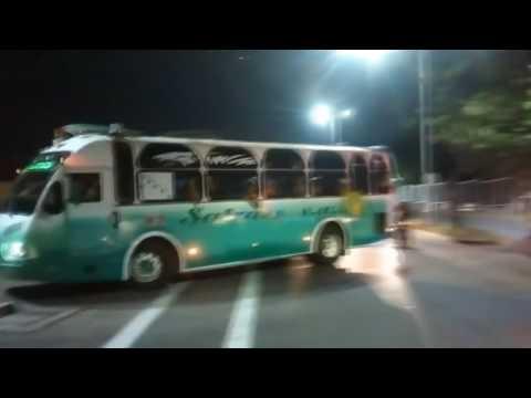 La caravana del fortin en barranca, Alianza vs Bucaramanga - 4-FEB-17, FORTALEZA LEOPARDA SUR 2017 - Fortaleza Leoparda Sur - Atlético Bucaramanga