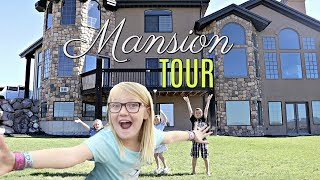Video New House?! Mansion House Tour MP3, 3GP, MP4, WEBM, AVI, FLV Agustus 2018