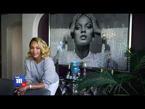 Exclusive Look Inside Vivica A. Fox's LA Home - DailyMailTV
