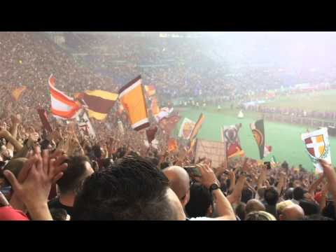 Lazio Roma 1-2
