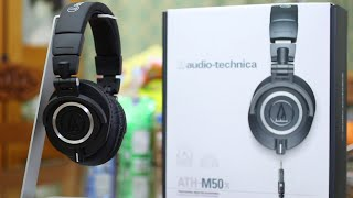 Video Audio-Technica ATH-M50x: An HONEST Review (2016) MP3, 3GP, MP4, WEBM, AVI, FLV Juni 2018