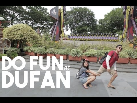 VLOGGG #21: Do Fun at Dufan