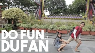 Video VLOGGG #21: Do Fun at Dufan MP3, 3GP, MP4, WEBM, AVI, FLV November 2017