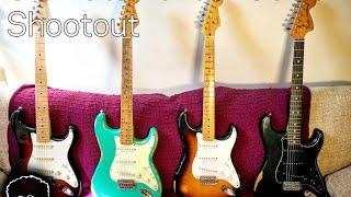 Video Ultimate Fender Strat Shootout MP3, 3GP, MP4, WEBM, AVI, FLV Juli 2018