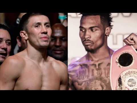 GENNADY GGG GOLOVKIN MUST FACE JERMALL CHARLO IF NO CANELO REMATCH!