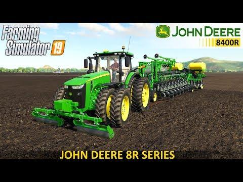 John Deere 8R v2.0.0.0