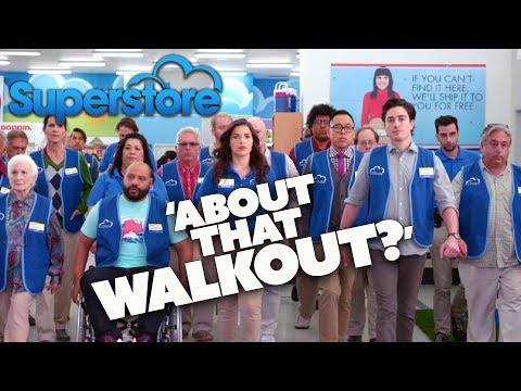 EVERYONE QUITS | Superstore | Comedy Bites