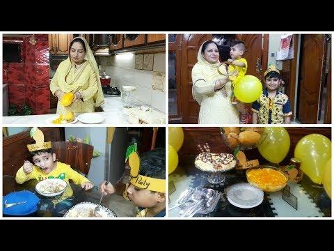 Mango Party Vlog - Cooking With Shabana - 25-june-2019 видео
