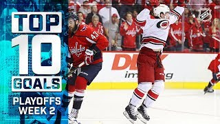 Top 10 Goals of the Week: Playoffs Week 2 by NHL