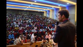 Ahmednagar India  city photos : Inspiring talk by Athar Aamir Khan, IAS, UPSC 2015-16- All India 2nd Rank at YUVAAN, Ahmednagar