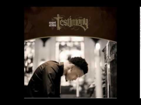 August Alsina –  Testimony ( Full Album)