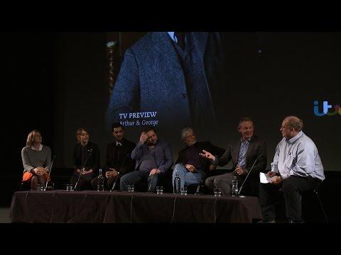 Arthur & George Q&A with Martin Clunes | BFI