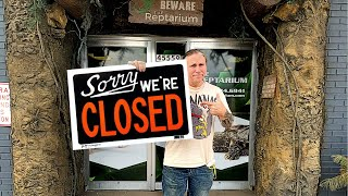 WILL THE REPTILE ZOO SURVIVE??   BRIAN BARCZYK by Brian Barczyk