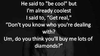 Lana Del Rey - National Anthem (Lyrics on screen)