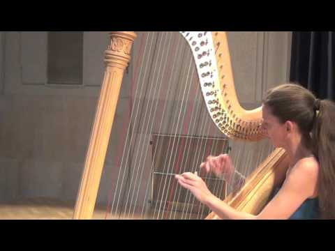 Last rose of summer-John Cheshire played by Silke Aichhorn-harp