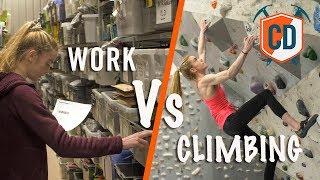 Hannah Slaney: A Pro Climbers Day Job   Climbing Daily  Ep.1522 by EpicTV Climbing Daily