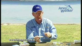 How to Series 1 - Rigging natural baits [VIDEO]