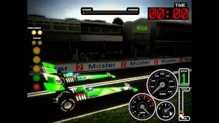 Ultra Drag Racing videosu