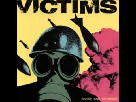 Victims - Divide and conquer (FULL ALBUM):